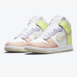 Nike Dunk High Cashmere 1