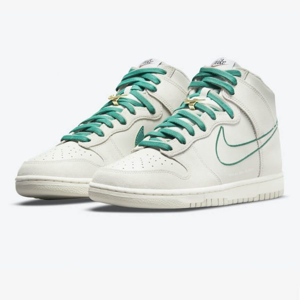 Nike Dunk High First Use 1