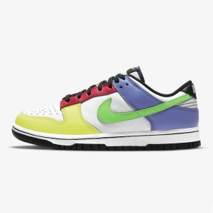 Nike Dunk Low Green Strike 1