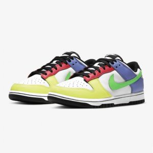 Nike Dunk Low Green Strike