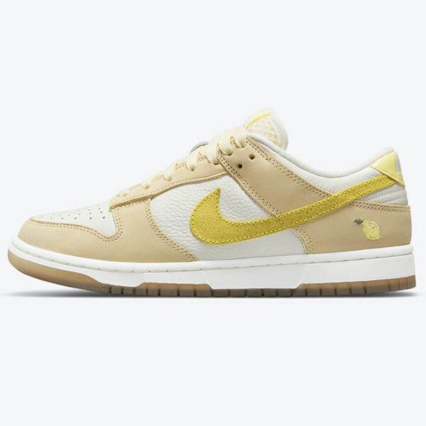 Nike Dunk Low Lemon Drop 1