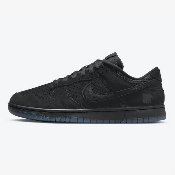 Nike Dunk Low SP UNDEFEATED Black