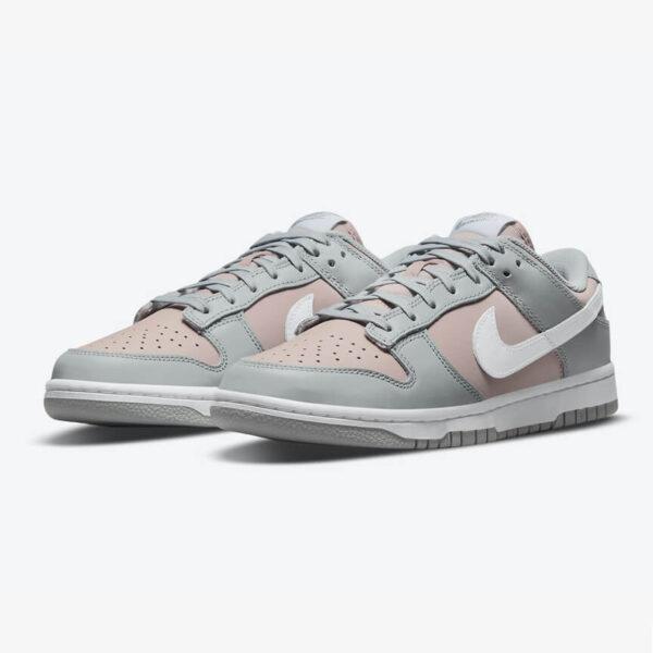 Nike Dunk Low Soft Grey 1
