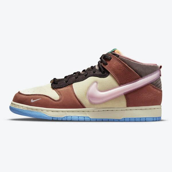 Nike Dunk Mid Chocolate Milk