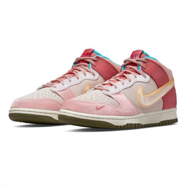 Nike Dunk Mid Strawberry Milk 1