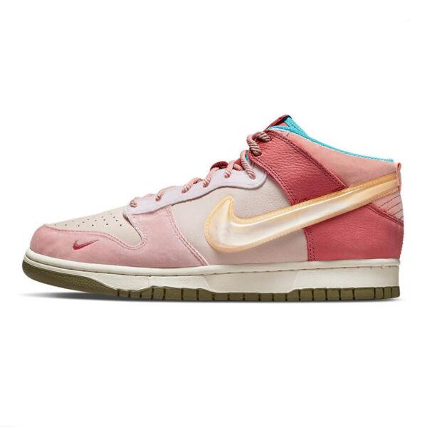 Nike Dunk Mid Strawberry Milk