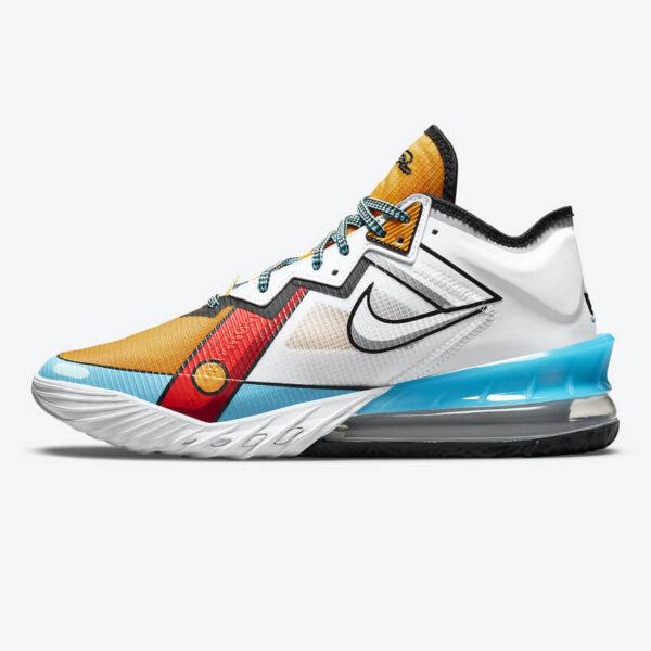 Nike Lebron 18 Low Stewie Griffin