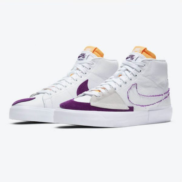 Nike SB Blazer Mid Edge 1