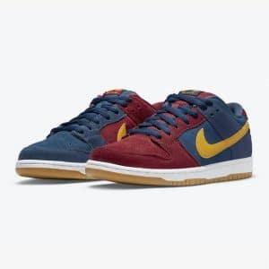 Nike SB Dunk Low Barcelona 1