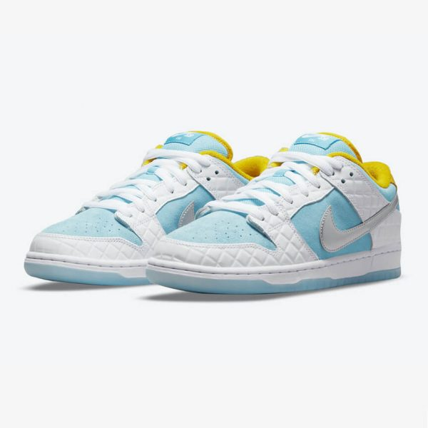 Nike SB Dunk Low Pro FTC 1