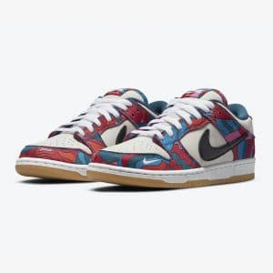 Nike SB Dunk Low Pro Parra Abstract Art 1