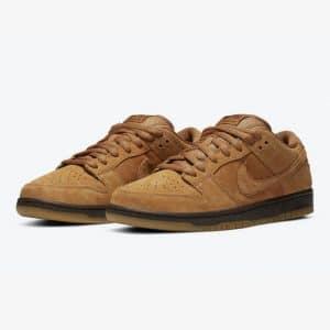 Nike SB Dunk Low Pro Wheat 1