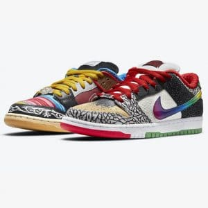 Nike SB Dunk Low What The P Rod Releases May 24th 1