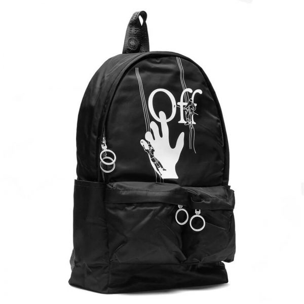 OFF WHITE ABLOH HAND PAINTERS BACKPACK