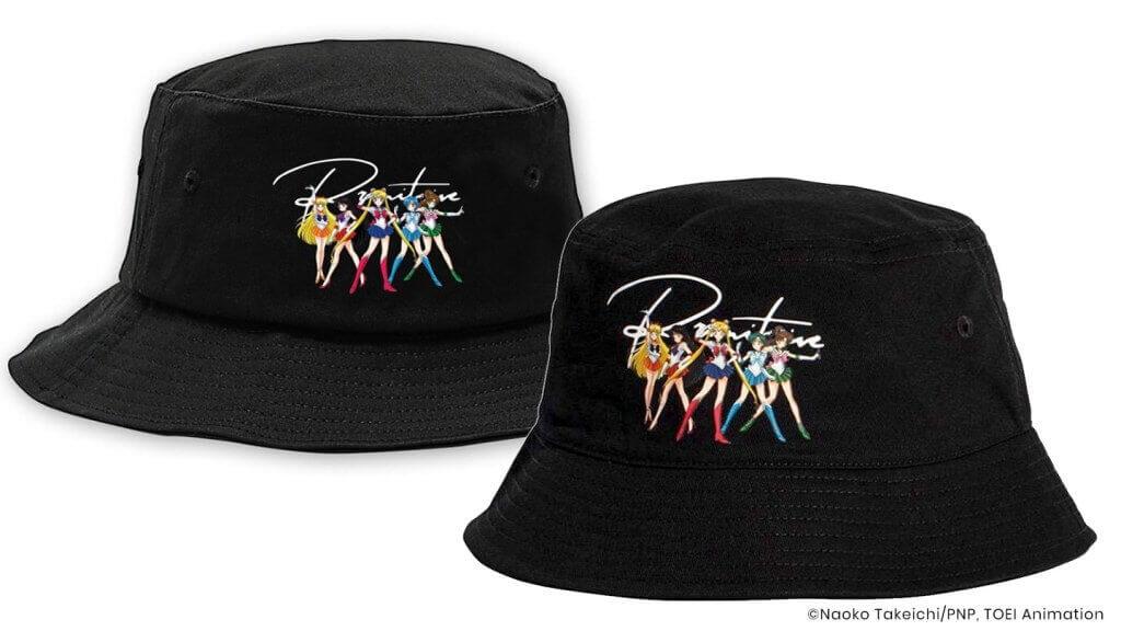 Primitive Hat The Drop 1440 SAILOR MOON BUCKET HAT