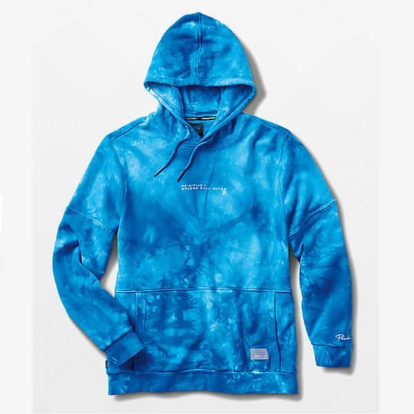 Primitive x Dragon Ball Super SSG Blue Wash Hoodie 1