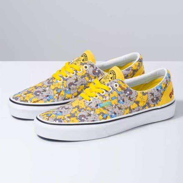THE SIMPSONS X VANS ERA 1
