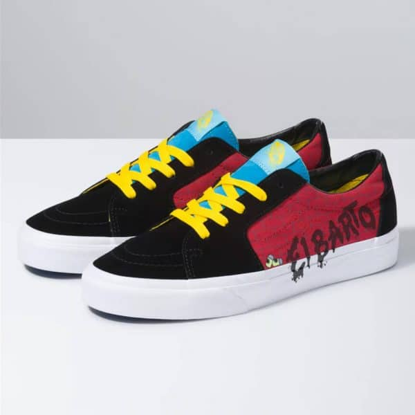 THE SIMPSONS X VANS SK8 LOW 1