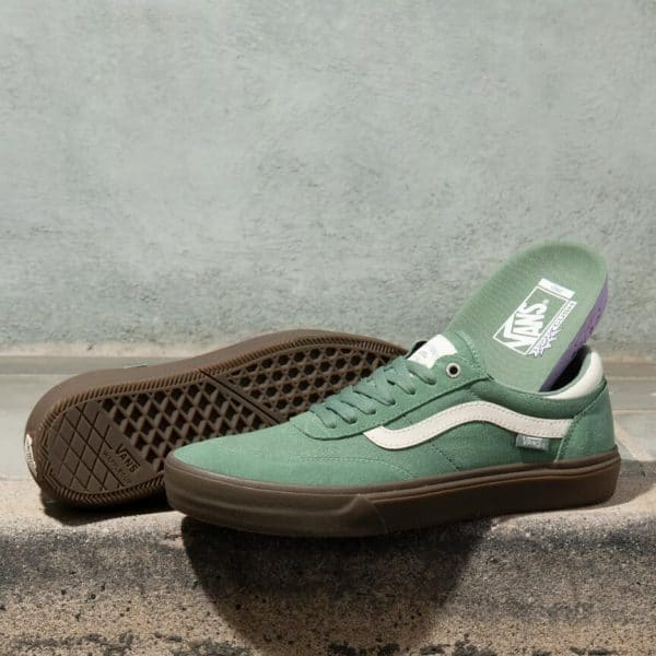VANS DARK GUM GILBERT CROCKETT 2 PRO