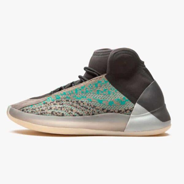 adidas yeezy quantum teal blue 2