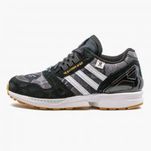 adidas zx 8000 bape undefeated black 2