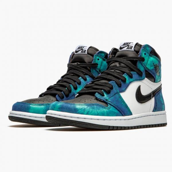 air air jordan 1 retro high tie dye 1