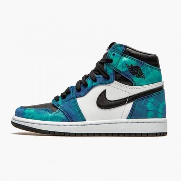 air air jordan 1 retro high tie dye 3