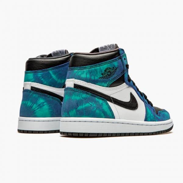 air air jordan 1 retro high tie dye 4