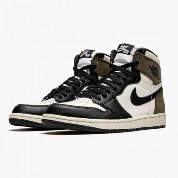 air jordan 1 retro high dark mocha 1