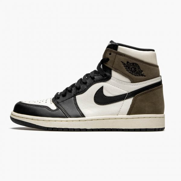 air jordan 1 retro high dark mocha 2
