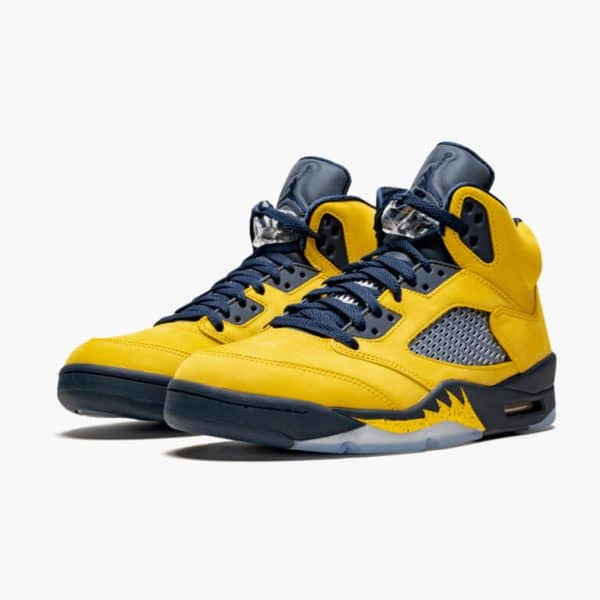 air jordan 5 retro michigan 1