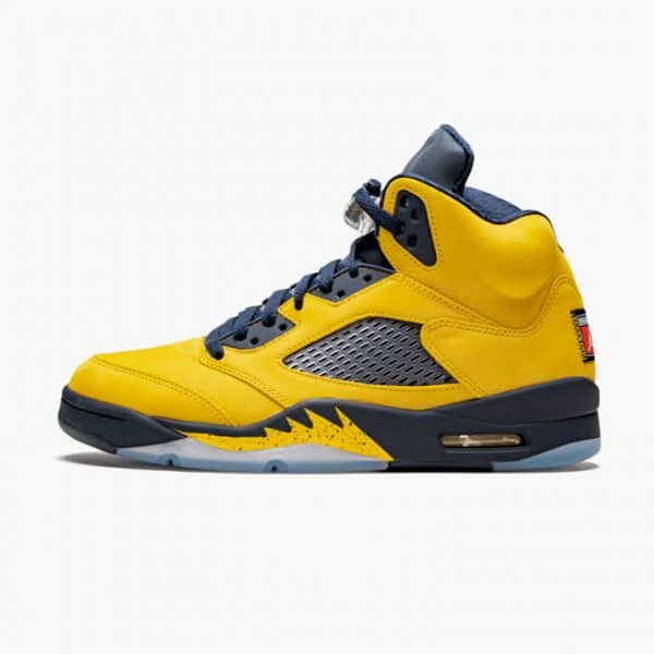air jordan 5 retro michigan 2