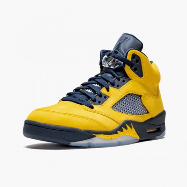 air jordan 5 retro michigan 3