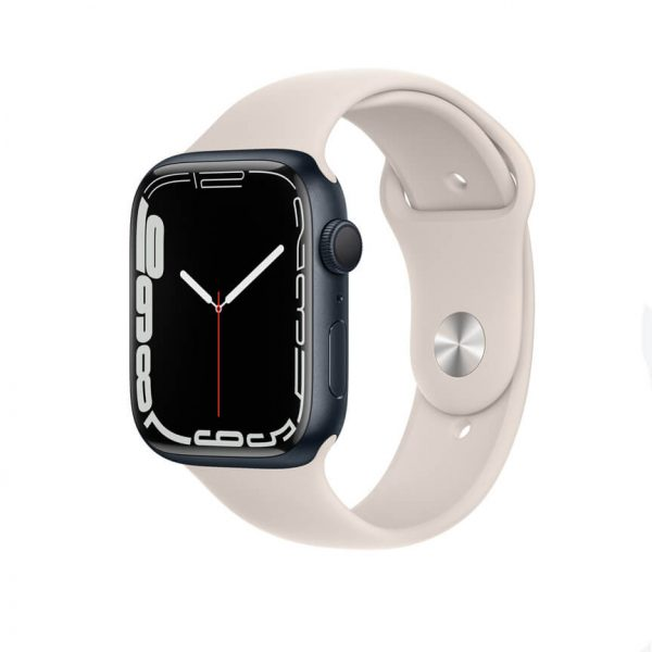 apple watch series 7 with Sport Band 2
