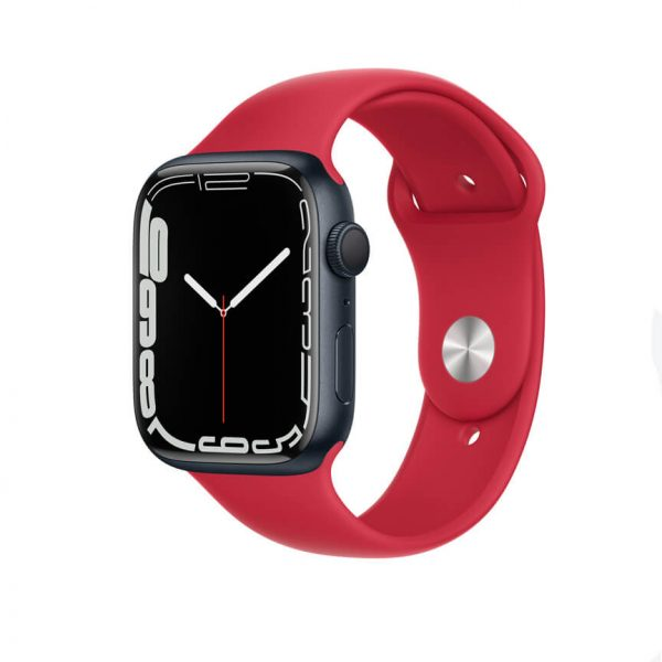 apple watch series 7 with Sport Band 3