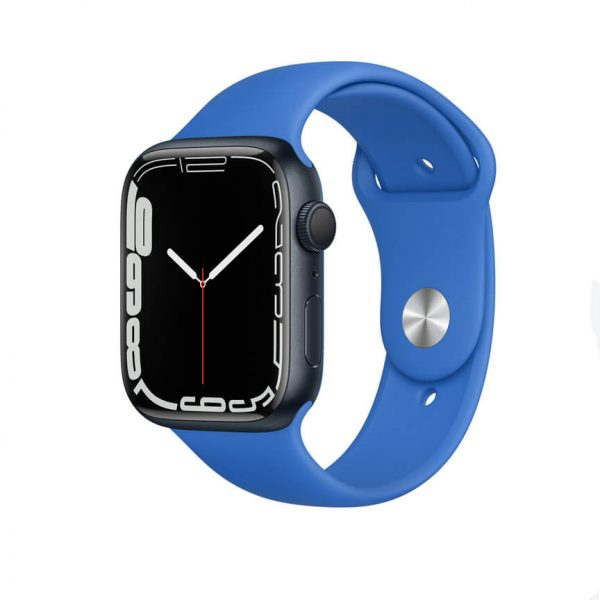 apple watch series 7 with Sport Band
