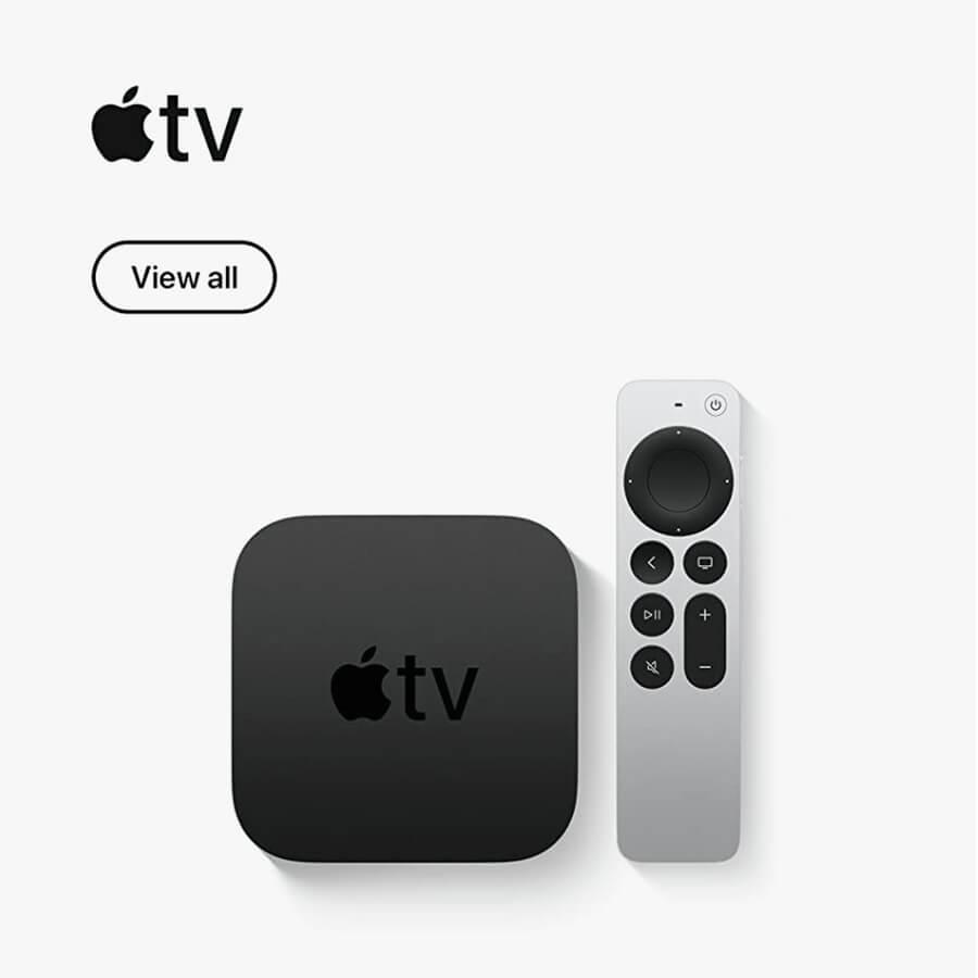 cate apple tv