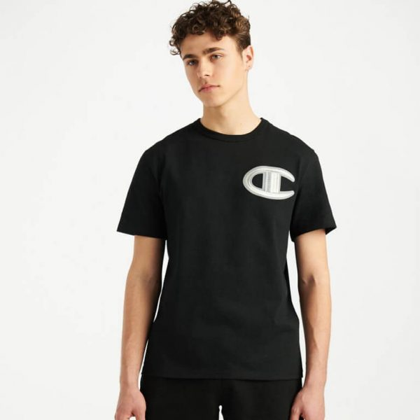 champion heritage floss stitch tee 3