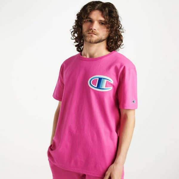 champion heritage floss stitch tee 4