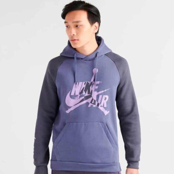 jordan jumpman classic pullover hoodie