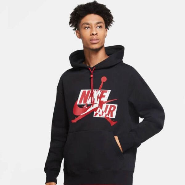 jordan jumpman classics fleece pullover hoodie 1