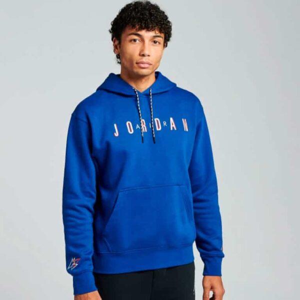 jordan mj sport dna fleece hoodie