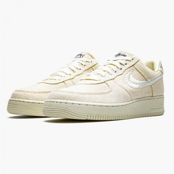 nike air force 1 low stussy fossil 1