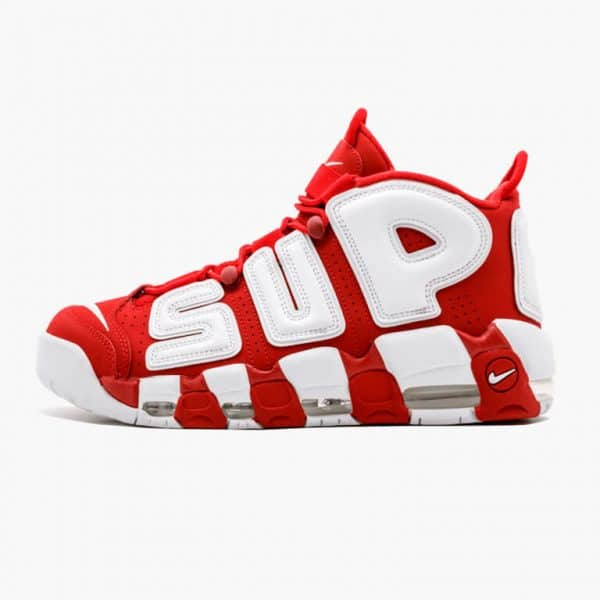nike air more uptempo supreme red 2