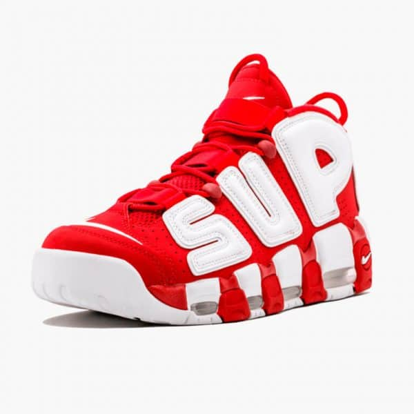 nike air more uptempo supreme red 3
