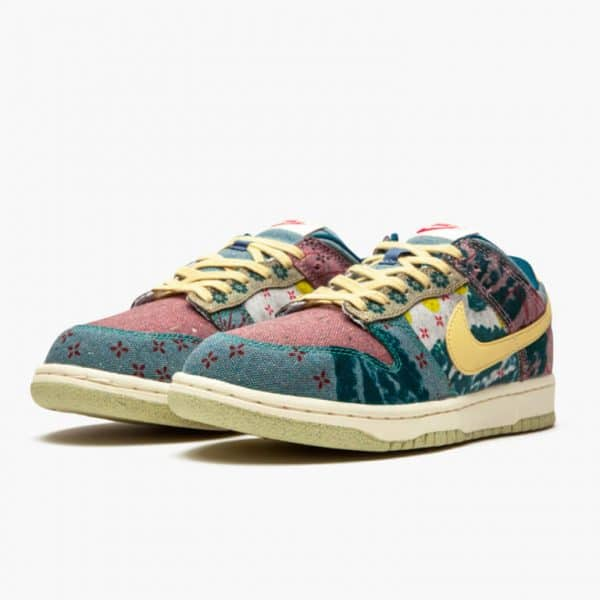 nike dunk low community garden 1