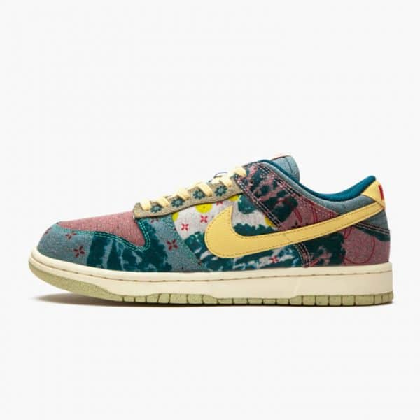 nike dunk low community garden 2