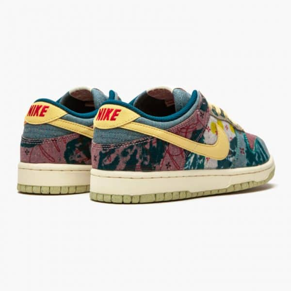 nike dunk low community garden 4
